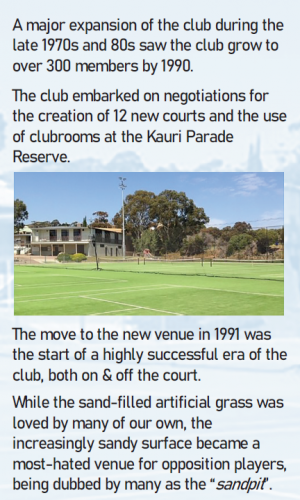 Kauri Synthetic Courts